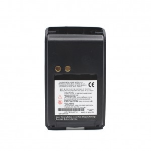 PMNN4071 PMNN4071AR 1500 mAh NI-MH Battery Pack With Belt Clip For Motorola Mag One BPR40 A8 MP300 Two Way Radio