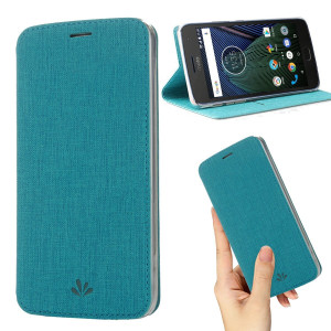 Motorola Moto G5 plus Case,Ultra Slim wallet Folio / Flip Pu Leather With Stand Kickstand Card Holder Magnetic Closure and cover case For Moto G5 plus(blue)