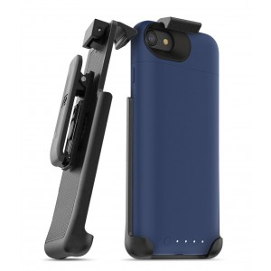 """Belt Clip Holster for Mophie Juice Pack Battery Case - iPhone 7 (4.7"""" ) by Encased (case sold separately)"""