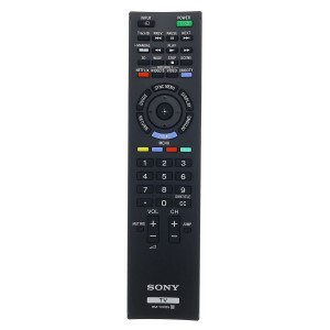 Sony RM-YD059 Factory Original Replacement Smart TV Remote Control for All LCD LED 3D and Bravia TV's - New 2017 Model (1-489-479-11)
