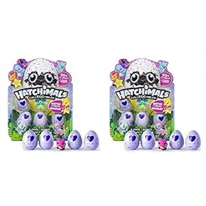 Hatchimals - CollEGGtibles - 4-Pack + Bonus (Styles and Colors May Vary) - Bundle of Two
