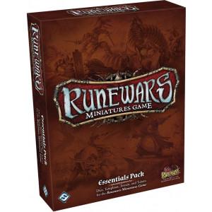 Fantasy Flight Games Miniatures Game: Runewars Essentials Pack Board