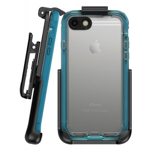 """Belt Clip Holster for Lifeproof Nuud Case - iPhone 7 (4.7"""" ) by Encased (case sold separately)"""