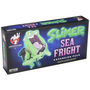Cryptozoic Entertainment Slimer Sea Fright Expansion Pack Board-Games