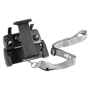 DJI Mavic Pro Tablet Holder – UZOPI Aluminum-Alloy Adjustable Remote Controller Accessories Bracket Mount Extender with Neck Lanyard Strap for 4-12 Inch Phone Tablets