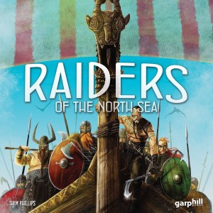Renegade Game Studios Raiders of the North Sea Board Games