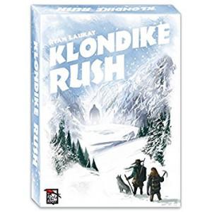 Red Raven Games Klondike Rush Board Games