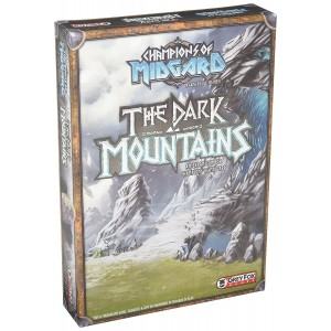 Grey Fox Games Champions of Midgard: the Dark Mountains Expansion Game