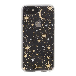 """iPhone 8 / iPhone 7 / iPhone 6, Sonix COSMIC (stars, gold/silver) Cell Phone Case -Drop Test Certified -Retail Packaging - Sonix Clear Case for Apple (4.7"""" ) iPhone 6 / iPhone 6s / iPhone 7 / iPhone 8"""