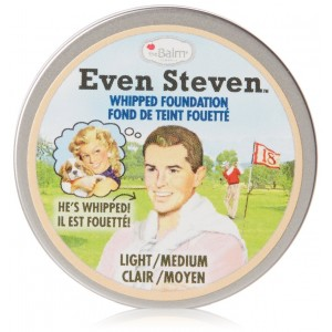 theBalm Even Steven Whipped Foundation, Light Medium