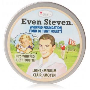 theBalm Even Steven Whipped Foundation, Light Medium