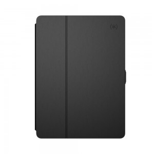 """Speck Products 91905-B565 Balance FOLIO Case and Stand for 10.5""""  iPad (2017), Black/Slate Grey"""