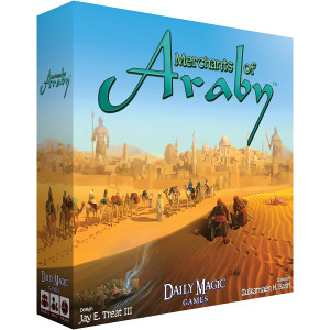 Daily Magic Games Merchants of Araby Board Games