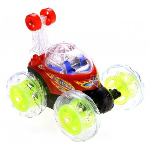 PowerTRC Invincible Twister - Remote Control Car w/ Lights and Sound