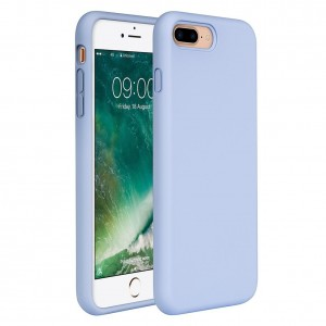 "iPhone 8 Plus Silicone Case, iPhone 7 Plus Silicone Case Miracase Silicone Gel Rubber Full Body Protection Shockproof Cover Case Drop Protection for Apple iPhone 7 Plus/ iPhone 8 Plus(5.5"" )"