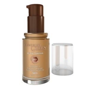CoverGirl Queen Collection All Day Flawless Foundation + SPF 20,Brulee Q815