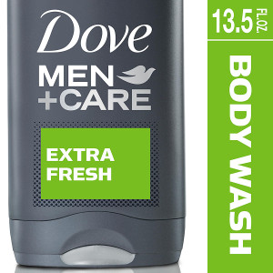 Dove Men+Care Body Wash Extra Fresh