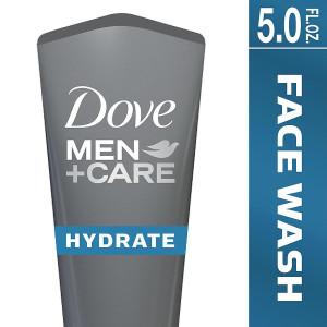 Dove Men+Care Face Wash Hydrate Plus