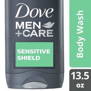 Dove Men+Care Body Wash Sensitive Shield
