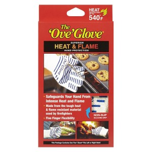 The Ove Glove Hot Surface Handler Oven Mitt