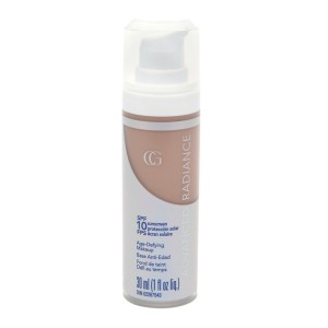 CoverGirl Advanced Radiance SPF 10 Age-Defying Sunscreen Makeup,Creamy Beige 150