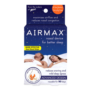 Mack's Airmax Nasal Device for Better Sleep Medium
