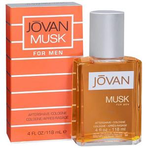 Jovan Musk for Men Aftershave Cologne