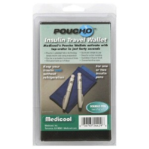 Poucho Insulin Travel Wallet
