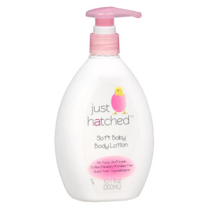 Just Hatched Soft Baby Body Lotion