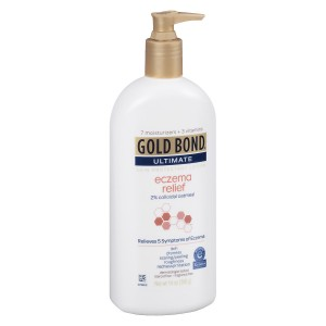 Gold Bond Ultimate Eczema Relief Lotion Fragrance Free