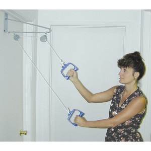 Mabis Exercise Pulley Set