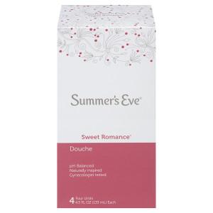 Summer's Eve Douche Sweet Romance