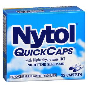 Nytol QuickCaps, Caplets