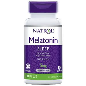 Natrol Melatonin TR 5 mg