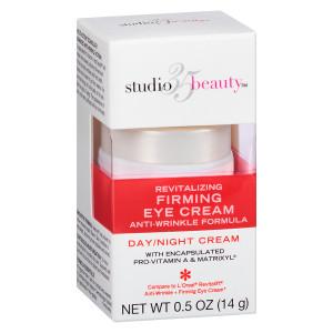 Studio 35 Revitalizing Firming & Anti-Wrinkle Eye Day/Night Cream