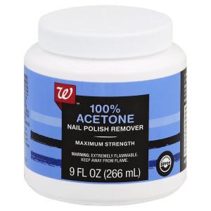 Studio 35 Beauty 100% Acetone Nail Polish Remover