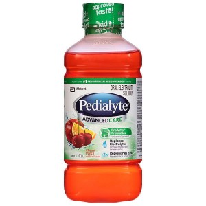 Pedialyte AdvancedCare Oral Electrolyte Solution Cherry Punch