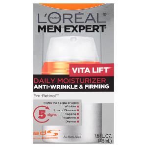 L'Oreal Paris Men's Expert Vita Lift Anti-Wrinkle & Firming Moisturizer