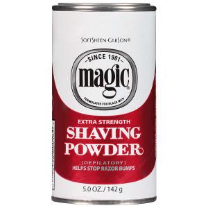 Magic Shave Shaving Powder Depilatory Extra Strength
