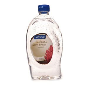 Softsoap Liquid Moisturizing Hand Soap Refill Coconut & Warm Ginger