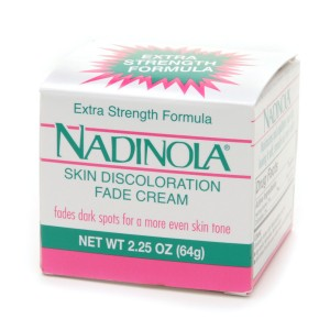 Nadinola Skin Discoloration Fade Cream Extra Strength Formula