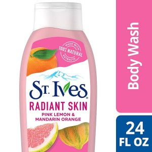 St. Ives Body Wash Pink Lemon