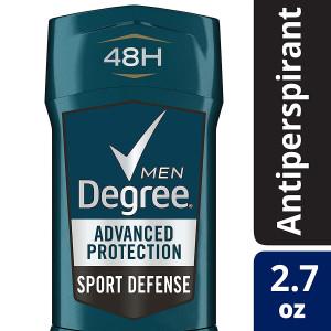 Degree Men MotionSense Antiperspirant Dry Spray Deodorant Sport Defense