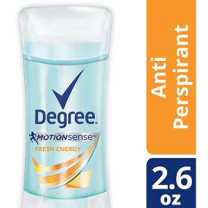 Degree Women Antiperspirant Deodorant Stick Fresh Energy