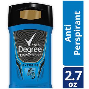 Degree Men MotionSense Antiperspirant Deodorant Extreme