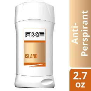 AXE White Label Antiperspirant Deodorant Stick for Men Signature Island
