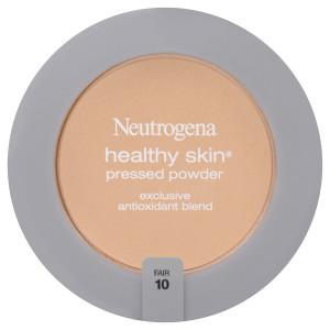 Neutrogena Healthy Skin Pressed Powder Compact,Fair 10