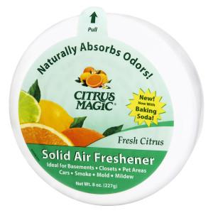 Citrus Magic Solid Air Freshener Citrus Scent
