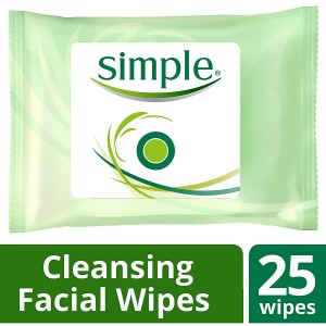 Simple Kind to Skin Facial Wipes Cleansing