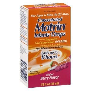 Infants' Motrin Concentrated Drops Berry